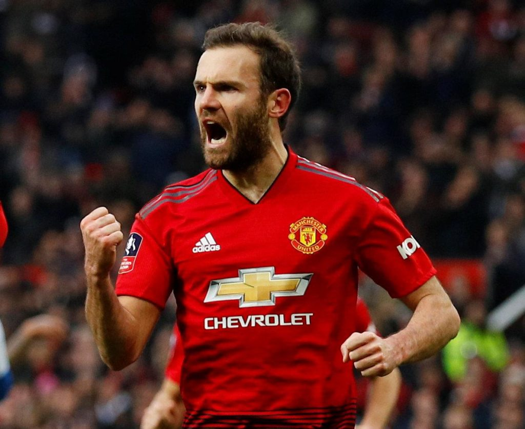 Juan Mata is reportedly willing to accept a pay cut to join Barcelona despite being a free agent this summer.