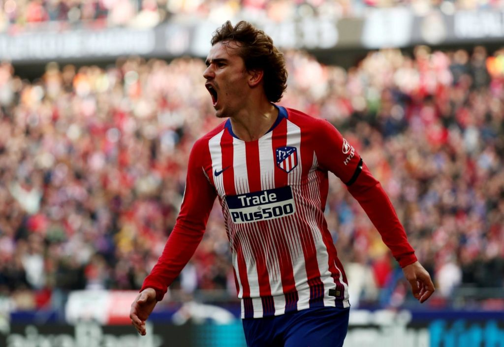 Paris Saint-Germain are reportedly planning to make a move for Atletico Madrid forward Antoine Griezmann next summer.