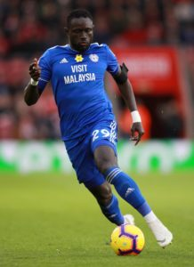 Everton forward Oumar Niasse admits he is facing an uncertain future when his loan deal with Cardiff expires.