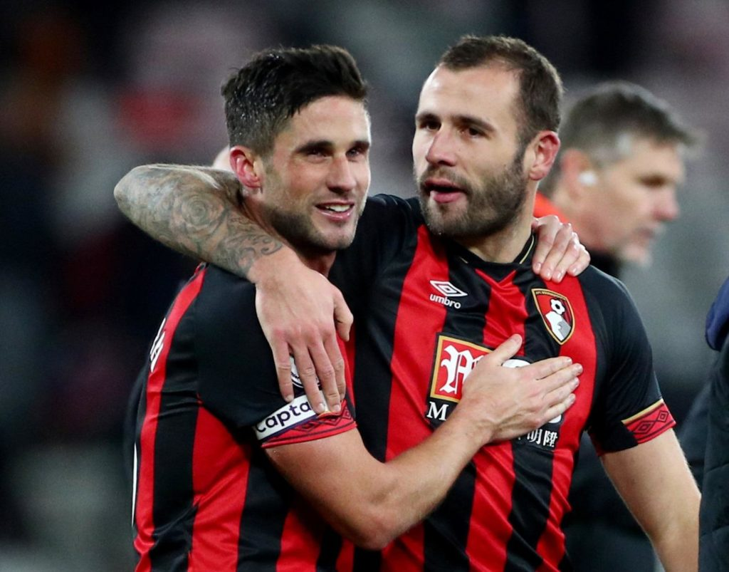 Bournemouth defender Steve Cook believes the win over Brighton was vital to keep them out of the relegation scrap in the Premier League.