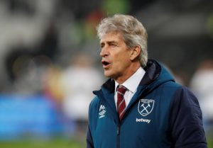Manuel Pellegrini says it has been an 'okay' season for West Ham United but he knows the club can do better.