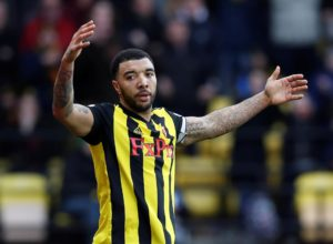 Troy Deeney has admitted that he is not excited at the prospect of playing against Wolves in the FA Cup semi-final with Watford.