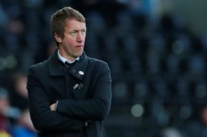 Swansea boss Graham Potter has claimed there is no truth in the rumours that are linking him with a move to Celtic.