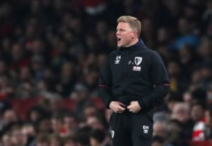 Bournemouth boss Eddie Howe says the 'standards have not dropped' in training as his team try to improve their recent form.