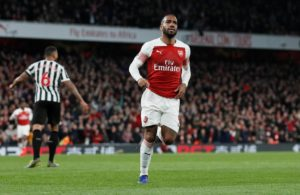 Alexandre Lacazette says the Arsenal squad are still confident of qualifying for the Champions League despite Sunday's loss at Everton.
