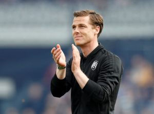 Caretaker boss Scott Parker insists he remains relaxed over his future after Fulham's relegation.