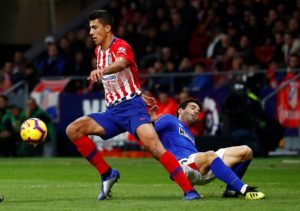 Reports claim Manchester City are considering making a move for Atletico Madrid midfielder Rodri next summer.