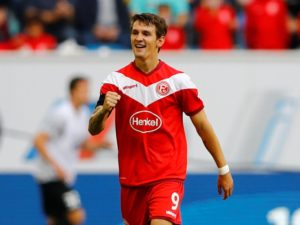 West Ham are being linked with a summer move for Fortuna Dusseldorf's Benito Raman as they search for a new striker.
