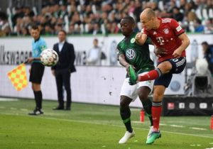Wolfsburg left-back Jerome Roussillon has reportedly emerged as a summer transfer target for Borussia Dortmund.