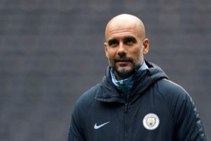 Pep Guardiola admits he does not know how his Manchester City players will react when they take on Tottenham on Saturday.
