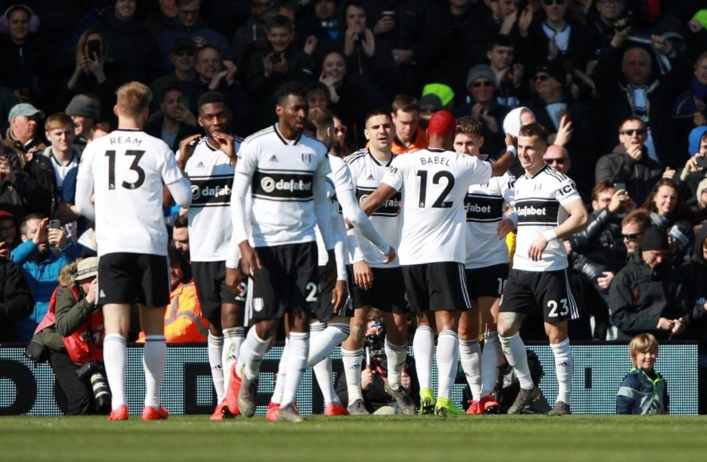 Everton suffered a setback in their top-seven finish bid after a 2-0 defeat at the hands of Fulham on Saturday.