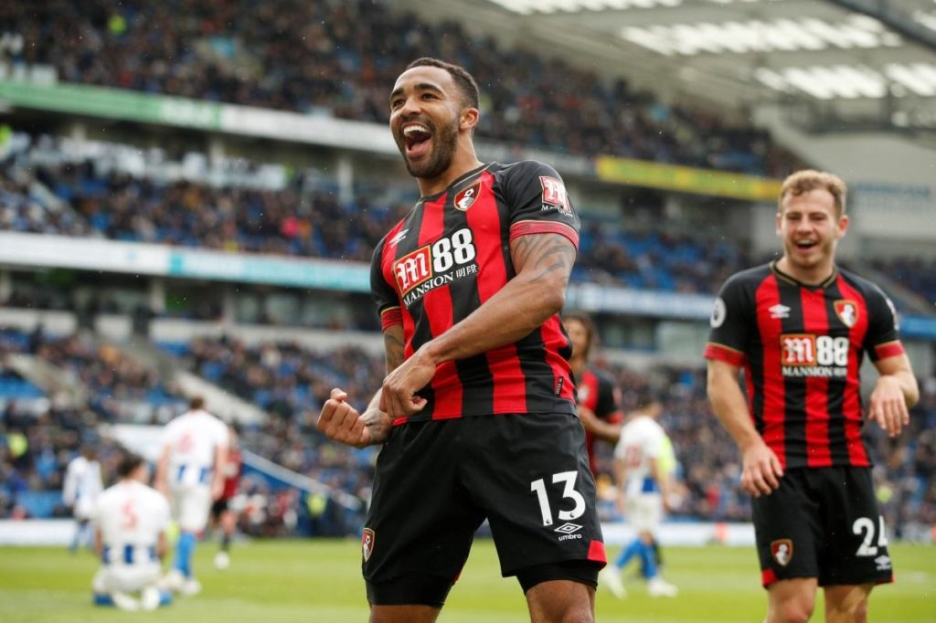 Bournemouth striker Callum Wilson says he isn't reading too much into speculation about a potential summer move to Chelsea.