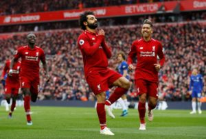 Spanish media reports claim that Mohamed Salah has had a row with Jurgen Klopp and will be looking to leave Liverpool in the summer.