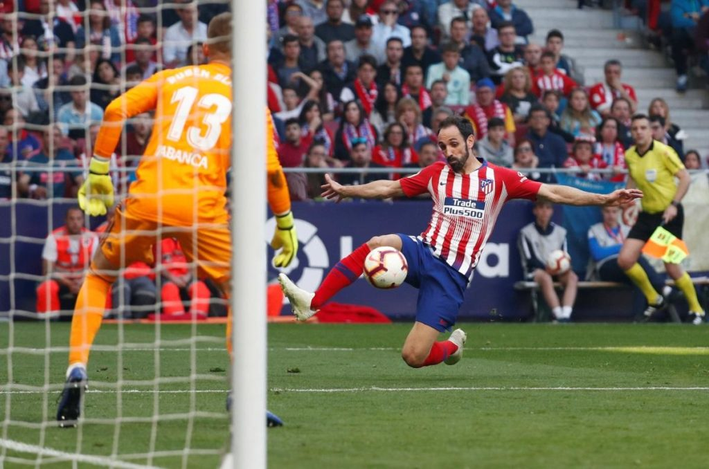 Juanfran has confirmed that he will make a decision on his future in the summer despite being offered a new deal by Atletico Madrid.