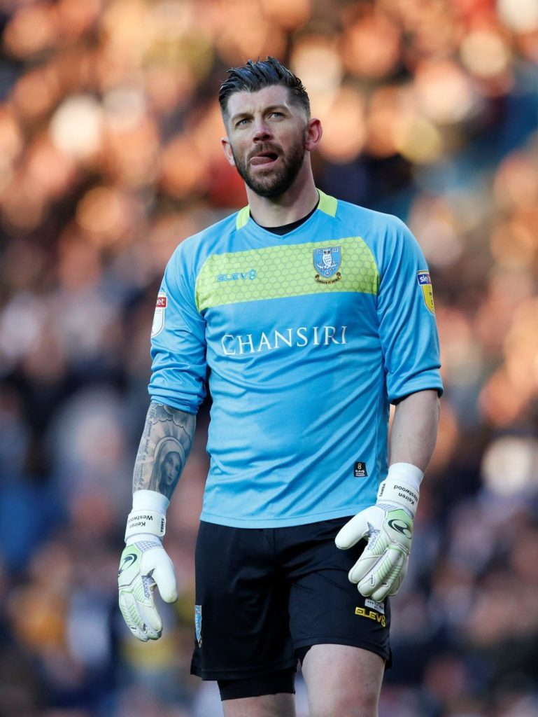 Huddersfield are being linked with a summer swoop to sign Sheffield Wednesday goalkeeper Keiren Westwood on a free transfer.