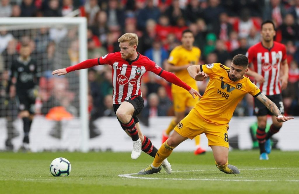 Ralph Hasenhuttl claims Josh Sims has set the example to Southampton's youngsters that they will be given a chance if they work hard.