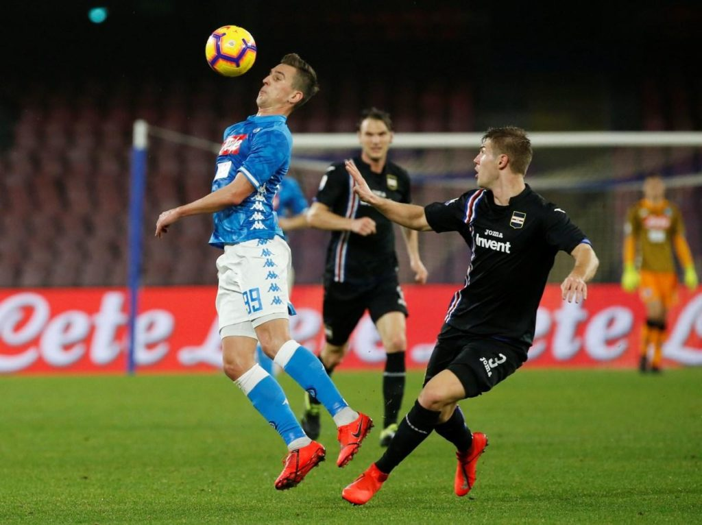 Spurs sent scouts to Sampdoria at the weekend to keep tabs on target Joachim Andersen ahead of the summer transfer window.