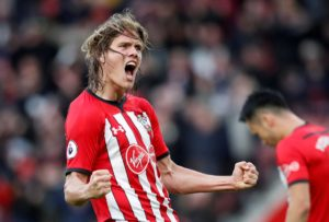 Jannik Vestergaard insists Southampton believe in their ability to beat anyone under boss Ralph Hasenhuttl.