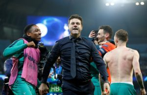 Mauricio Pochettino says he did not know how he was going to be able to address his players when they looked like going out of the Champions League.