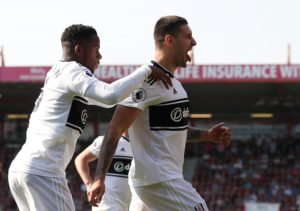 Fulham clinched their first away victory of the campaign at the 18th attempt with a hard-fought 1-0 win at Bournemouth.