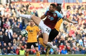 Burnley hope to have Phil Bardsley back from a cut leg in time for Monday's Premier League trip to face Chelsea at Stamford Bridge.