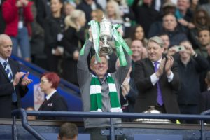 Celtic have offered Neil Lennon the permanent manager's role following their William Hill Scottish Cup final success.