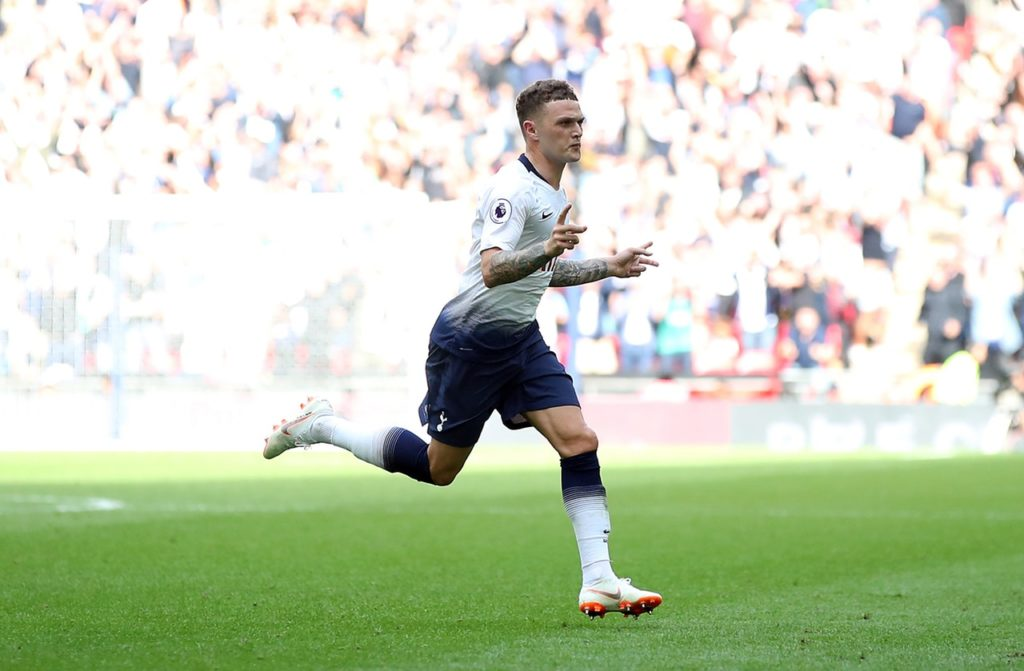 Tottenham right-back Kieran Trippier says his side can still reach the Champions League final despite a first-leg defeat to Ajax.