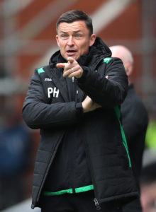 Paul Heckingbottom hopes his harsh words have the desired impact as Hibernian bid to end their season on a high.