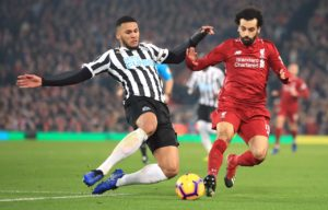 Newcastle United defender Jamaal Lascelles has claimed he has been unhappy with his performances this season.