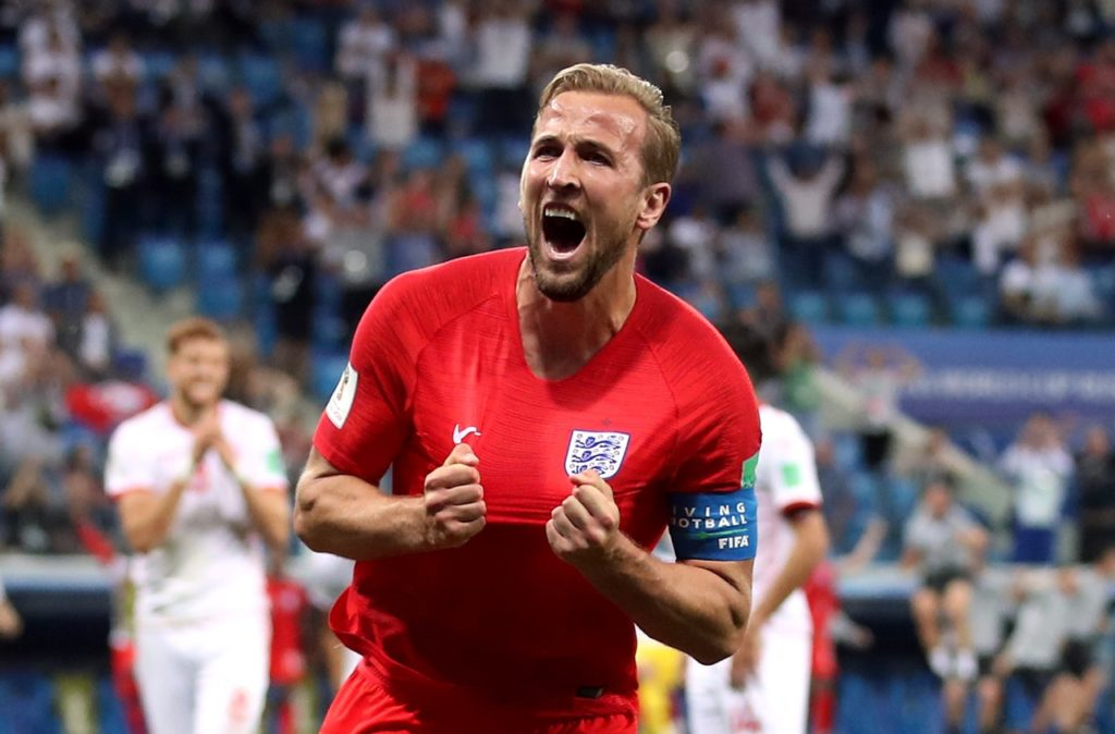 Tottenham striker Harry Kane has been named in England's squad for the National League finals despite being injured.
