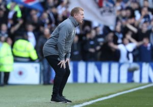Celtic manager Neil Lennon insists William Hill Scottish Cup final places are 'up for grabs' following Sunday's 2-0 defeat by Rangers at Ibrox.