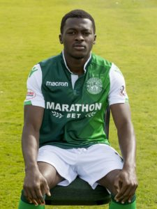 Thomas Agyepong admits he has not had much chance to develop his football at Hibernian but he feels his frustrating loan spell has made him mentally stronger.