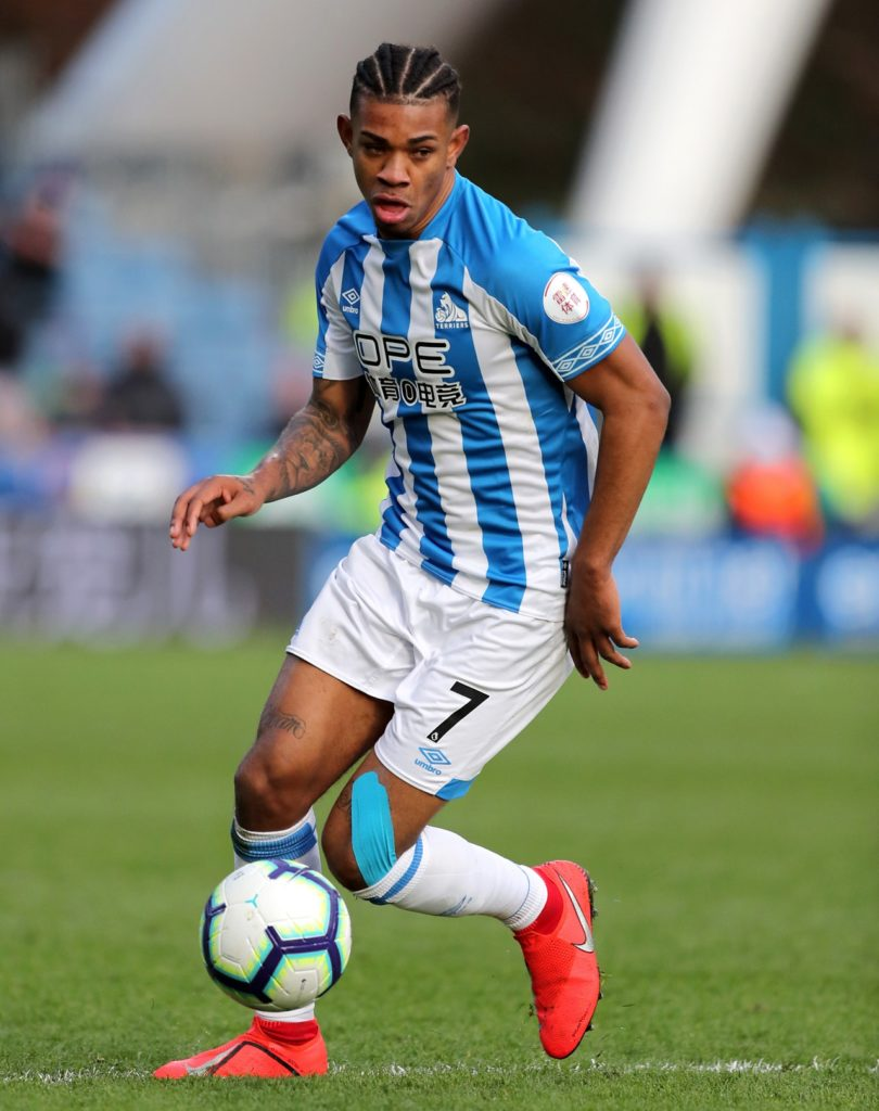 Juninho Bacuna has hinted that he could stay at Huddersfield this summer after he spoke about making a promotion push next season.