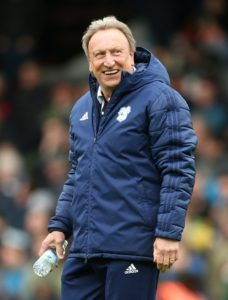 Neil Warnock is expected to remain as Cardiff manager and target an immediate return to the Premier League.