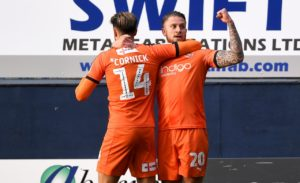 Luton clinched the Sky Bet League One title with a 3-1 victory over Oxford at Kenilworth Road.