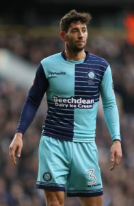 Joe Jacobson scored direct from a corner as Wycombe ended their season on a high with a 1-0 win over Fleetwood.