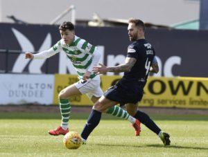 Relegated Dundee have announced the departures of 14 players including recent captain Martin Woods.