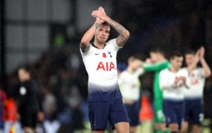 Tottenham defender Toby Alderweireld says he wants to return to former club Ajax before his career comes to an end.