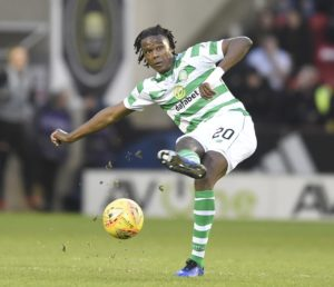 Belgian defender Dedryck Boyata has left Celtic for German side Hertha Berlin on what is described as a long-term deal.