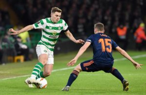 Winning the PFA Scotland Player of the Year award has given Celtic winger James Forrest added incentive to improve his game further.
