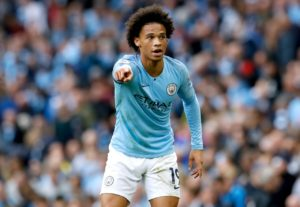 Bayern Munich are reported to be weighing up a move to sign Manchester City forward Leroy Sane in the close season.
