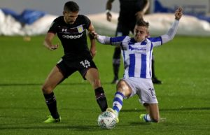 Colchester ran riot in the first half at Sky Bet League Two champions Lincoln to secure a thumping 3-0 win only to agonisingly miss out on the play-offs.
