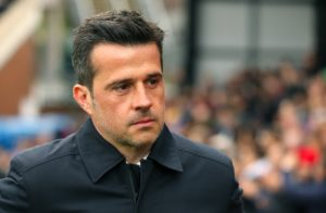 Everton manager Marco Silva wants to continue the clear improvements made by his side over the past year.