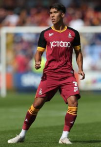 Relegated Bradford have released 11 players as they prepare for life in League Two.