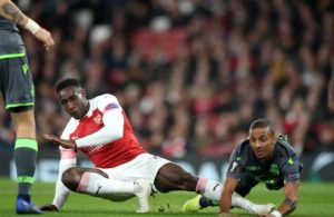 Everton are among the clubs chasing the signature of Danny Welbeck, who is available on a free transfer after leaving Arsenal.