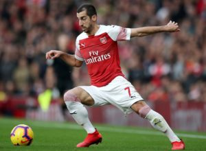 Arsenal boss Unai Emery has revealed that he will be without Henrikh Mkhitaryan for the Europa League final later this month.