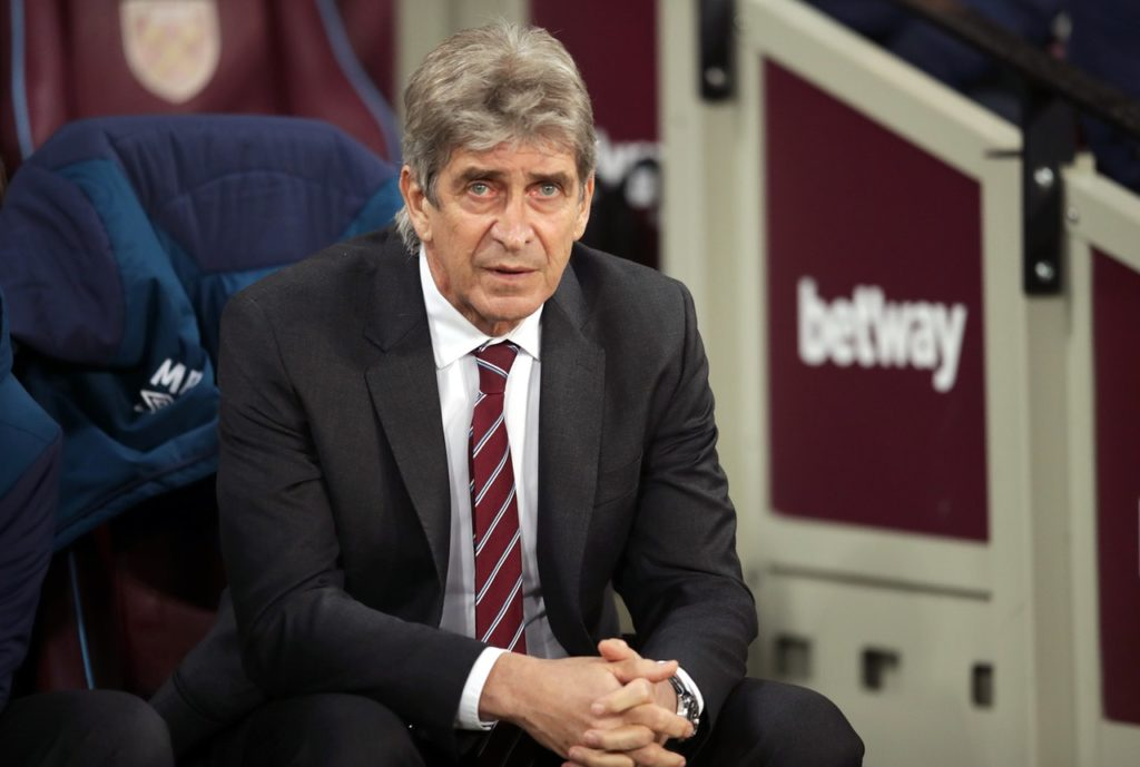 Joint-chairmen David Sullivan and David Gold say Manuel Pellegrini is the perfect manager to oversee more progress at West Ham.