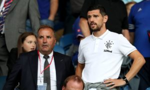 It's been alleged that Rangers midfielder Graham Dorrans has been attacked whilst on holiday in Ibiza and is receiving treatment in hospital.