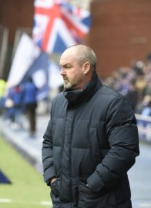 Steve Clarke insists his GMB Scotland Manager of the Year nomination is a compliment to his Kilmarnock players.
