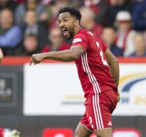 Aberdeen right-back Shay Logan has further committed his future to the club.